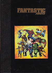 Cover Thumbnail for Marvel Limited: Fantastic Firsts (Marvel, 1994 series)