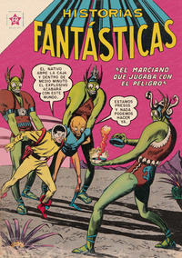 Cover Thumbnail for Historias Fantásticas (Editorial Novaro, 1958 series) #67