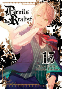 Cover Thumbnail for Devils and Realist (Seven Seas Entertainment, 2014 series) #15