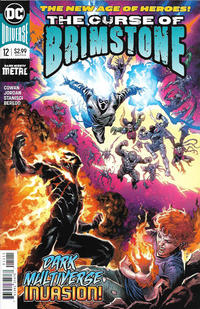 Cover Thumbnail for The Curse of Brimstone (DC, 2018 series) #12