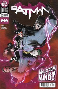 Cover Thumbnail for Batman (DC, 2016 series) #66