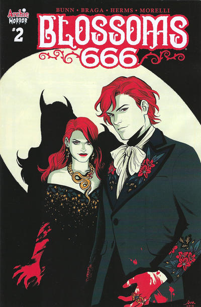 Cover for Blossoms: 666 (Archie, 2019 series) #2 [Cover B Audrey Mok]