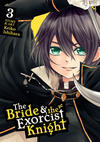 Cover for The Bride & the Exorcist Knight (Seven Seas Entertainment, 2018 series) #3