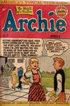 Cover for Archie Comics (H. John Edwards, 1950 ? series) #17
