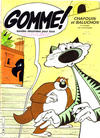 Cover for Gomme! (Glénat, 1981 series) #2