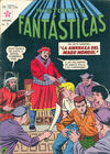 Cover for Historias Fantásticas (Editorial Novaro, 1958 series) #88