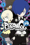 Cover for Persona Q: Shadow of the Labyrinth Side: P3 (Kodansha, 2016 series) #1