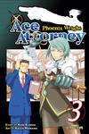 Cover for Phoenix Wright: Ace Attorney (Kodansha, 2011 series) #3
