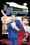 Cover for Phoenix Wright: Ace Attorney (Kodansha, 2011 series) #2
