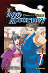 Cover for Phoenix Wright: Ace Attorney (Kodansha, 2011 series) #1