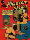 Cover for The Phantom (Feature Productions, 1949 series) #142