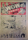 Cover for Wow Comics (Cleland, 1946 series) #12