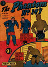 Cover for The Phantom (Feature Productions, 1949 series) #147
