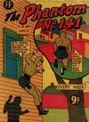 Cover for The Phantom (Feature Productions, 1949 series) #141