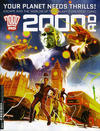 Cover for 2000 AD (Rebellion, 2001 series) #2122