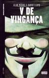 Cover for Novela Gráfica (Levoir, 2016 series) #1 - V de Vingança