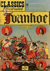 Cover for Classics Illustrated (Gilberton, 1947 series) #2 [HRN 64] - Ivanhoe