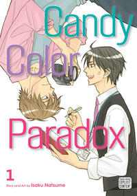Cover Thumbnail for Candy Color Paradox (Viz, 2019 series) #1