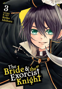 Cover Thumbnail for The Bride & the Exorcist Knight (Seven Seas Entertainment, 2018 series) #3