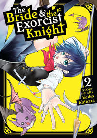 Cover Thumbnail for The Bride & the Exorcist Knight (Seven Seas Entertainment, 2018 series) #2