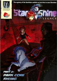 Cover Thumbnail for Starshine Legacy (Hidden Entertainment AB, 2006 series) #2