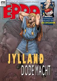 Cover Thumbnail for Eppo Stripblad (Uitgeverij L, 2018 series) #3/2019