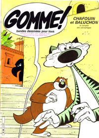 Cover Thumbnail for Gomme! (Glénat, 1981 series) #2