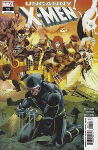 Cover Thumbnail for Uncanny X-Men (Marvel, 2019 series) #11 (630)