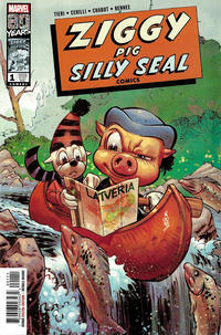 Cover Thumbnail for Ziggy Pig - Silly Seal Comics (Marvel, 2019 series) #1