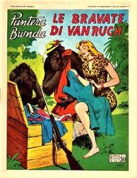 Cover Thumbnail for Pantera Bionda (A.R.C., 1948 series) #53