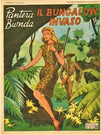 Cover Thumbnail for Pantera Bionda (A.R.C., 1948 series) #54
