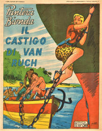 Cover Thumbnail for Pantera Bionda (A.R.C., 1948 series) #56