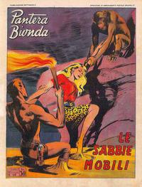 Cover Thumbnail for Pantera Bionda (A.R.C., 1948 series) #60