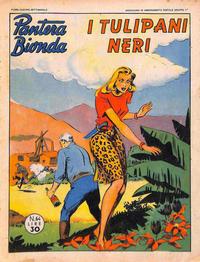 Cover Thumbnail for Pantera Bionda (A.R.C., 1948 series) #64