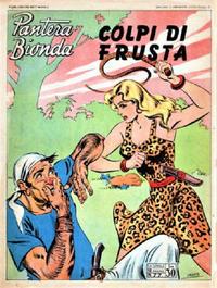 Cover Thumbnail for Pantera Bionda (A.R.C., 1948 series) #77
