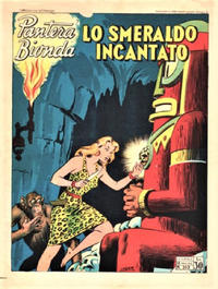 Cover Thumbnail for Pantera Bionda (A.R.C., 1948 series) #103