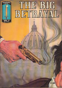 Cover Thumbnail for The Big Betrayal [Sword Series] (Chick Publications, 1981 series) #251 [First Printing]