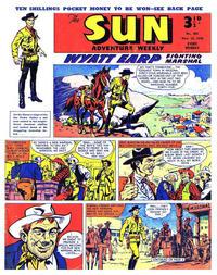 Cover Thumbnail for Sun (Amalgamated Press, 1952 series) #405