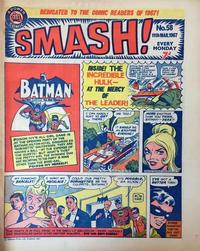 Cover Thumbnail for Smash! (IPC, 1966 series) #58