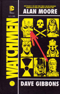 Cover Thumbnail for Watchmen (Levoir, 2016 series)