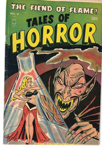 Cover Thumbnail for Tales of Horror (Superior, 1952 series) #6