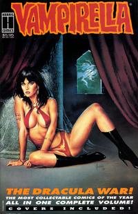 Cover Thumbnail for Vampirella the Dracula War (Harris Comics, 1993 series)  [Second Printing]