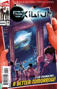 Cover Thumbnail for Exilium (Alterna Comics, 2018 series) #4