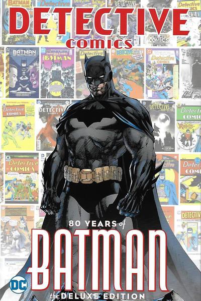 Cover for Detective Comics: 80 Years of Batman (DC, 2019 series)