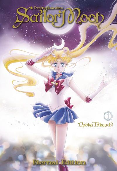 Cover for Sailor Moon Eternal Edition (Kodansha, 2018 series) #1