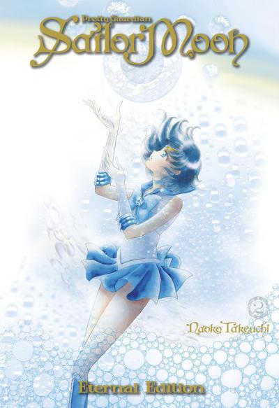 Cover for Sailor Moon Eternal Edition (Kodansha, 2018 series) #2