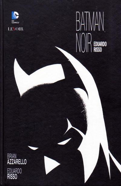 Cover for Batman Noir (Levoir, 2015 series)