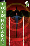 Cover Thumbnail for The Life and Death of Toyo Harada (2019 series) #1 [Emerald City Comic Con - Jeffrey Veregge]