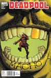 Cover for Deadpool (Marvel, 2008 series) #32 [Newsstand]