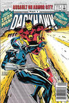 Cover Thumbnail for Darkhawk Annual (1992 series) #1 [Newsstand]